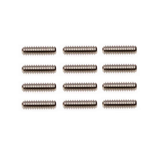 Fin Screw Set Surf 12mm (4pcs)+16mm (8pcs)