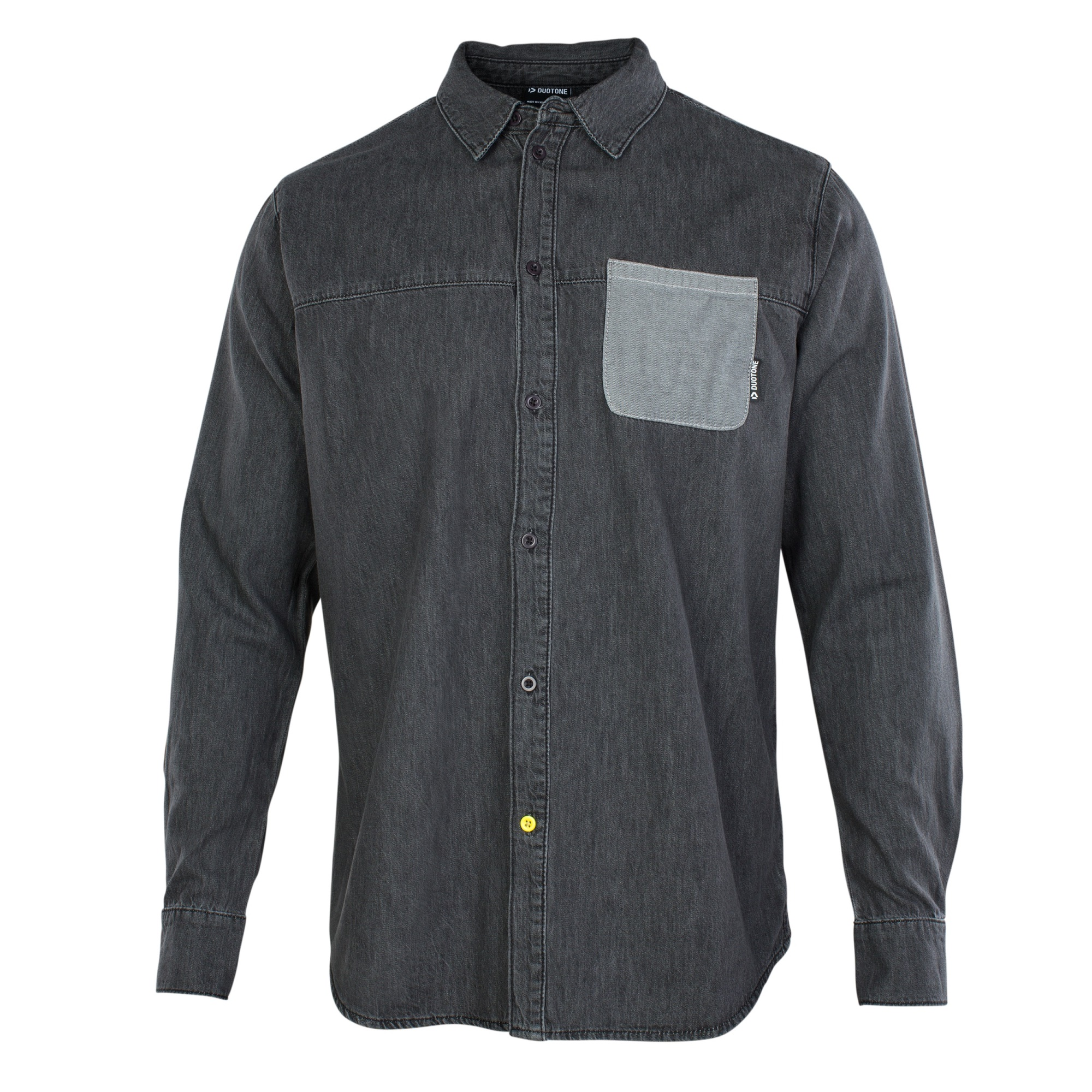 Shirt LS Denim